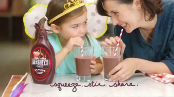 Hershey's Syrup TV Spot, 'Sharing Chocolate Milk With a Fairy' - Thumbnail 6