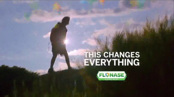 Flonase Allergy Relief Nasal Spray TV Spot, 'This Changes Everything'