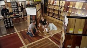 Lumber Liquidators TV Spot, 'Floors Know a Lot' - Thumbnail 7