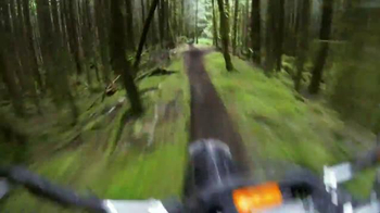 GoPro TV Spot, 'Mountain Biking' - Thumbnail 6