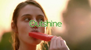 Outshine TV Spot, 'Refresco Jugoso' [Spanish]