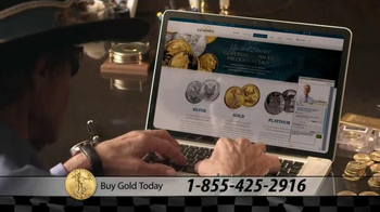 U.S. Money Reserve TV Spot, 'Best Gold' Featuring Richard Petty - Thumbnail 2