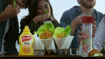 French's Yellow Mustard TV Spot, 'Flavors You Crave'