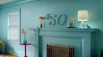 Glidden TV Spot, 'Wall Paint' - Thumbnail 3