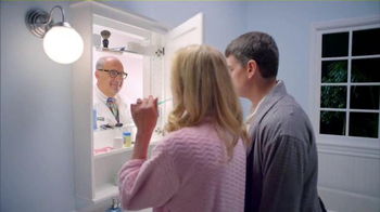 Therabreath TV Spot, 'Bathroom' - 103 commercial airings