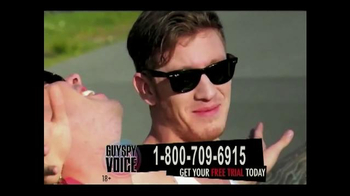 Guyspy Voice TV Spot, 'Hottest Gay Chatline' - Thumbnail 1