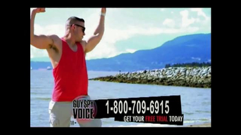 Guyspy Voice TV Spot, 'Hottest Gay Chatline' - Thumbnail 3