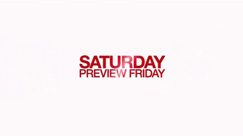 Macy's One Day Sale TV Spot, 'Beauty Deals and More' - Thumbnail 1