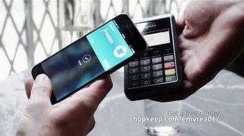 ShopKeep TV Spot, 'EMV Chip Cards'