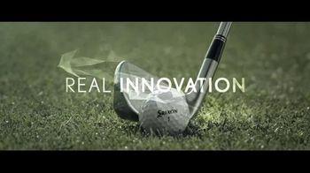 Srixon Golf Z-Series Irons TV Spot, 'Real Innovation'