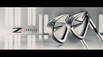 Srixon Golf Z-Series Irons TV Spot, 'Real Innovation' - Thumbnail 7