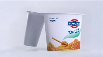Fage Yogurt Total Split Cup TV Spot, 'Best Ever'