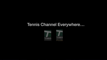 Tennis Channel Everywhere TV Spot, 'Now Playing on Apple TV' - Thumbnail 4
