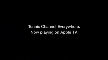 Tennis Channel Everywhere TV Spot, 'Now Playing on Apple TV' - Thumbnail 8