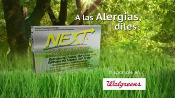 Next TV Spot, 'Alergias Primaverales' [Spanish] - Thumbnail 4