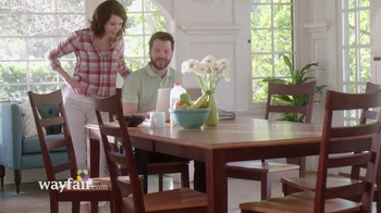 Wayfair TV Spot, 'What Will You Find?' - Thumbnail 5