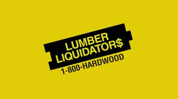 Lumber Liquidators May Deals TV Spot, 'Hardwood Floors For Less' - Thumbnail 1