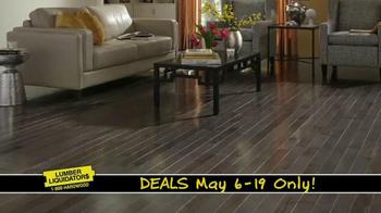 Lumber Liquidators May Deals TV Spot, 'Hardwood Floors For Less' - Thumbnail 5