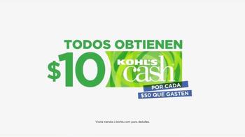 Kohl's Venta de Amigos y Familiares TV Spot, 'Día de la Madre' [Spanish] - Thumbnail 8