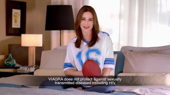 Viagra TV Spot, 'Football'