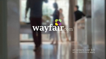Wayfair TV Spot, 'Fast and Free Shipping' - Thumbnail 8