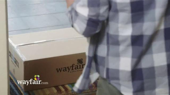 Wayfair TV Spot, 'Fast and Free Shipping' - Thumbnail 5