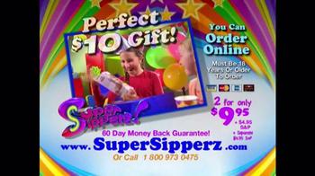 Super Sipperz TV Spot, 'Straw Fun' - Thumbnail 9