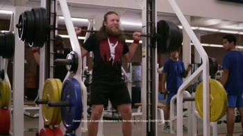 5 Hour Energy Extra Strength TV Spot, 'Yes!' Featuring Daniel Bryan - 63 commercial airings
