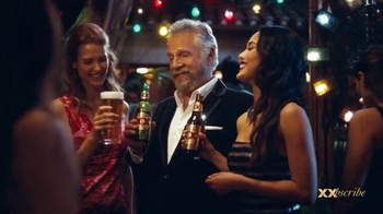Dos Equis TV Spot, 'The Most Interesting Man in the World on Cinco de Mayo' - Thumbnail 5