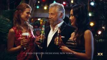 Dos Equis TV Spot, 'The Most Interesting Man in the World on Cinco de Mayo' - Thumbnail 7