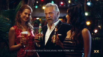 Dos Equis TV Spot, 'The Most Interesting Man in the World on Cinco de Mayo' - Thumbnail 8