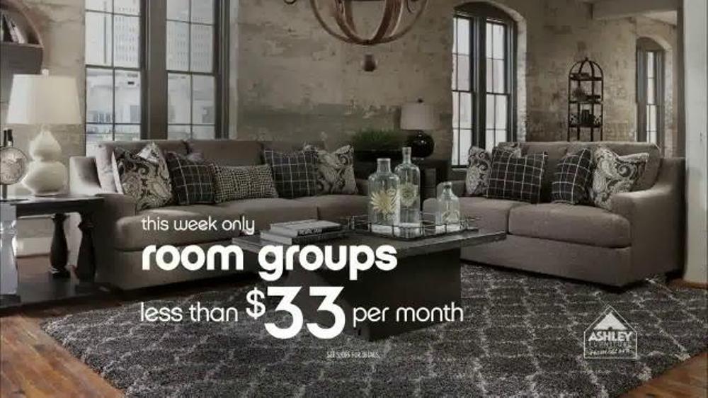 Perfect Ashley Furniture Homestore TV Commercial, U0027New Urbanology Lineu0027   ISpot.tv