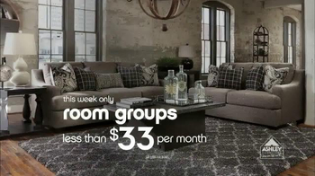 Ashley Furniture Homestore TV Spot, 'New Urbanology Line' - 20 commercial airings