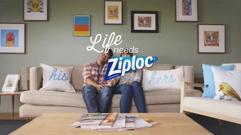 Ziploc Space Bag TV Spot, 'I Really Like Pillows' - Thumbnail 9