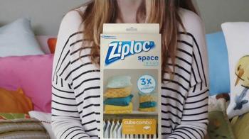 Ziploc Space Bag TV Spot, 'I Really Like Pillows' - Thumbnail 5
