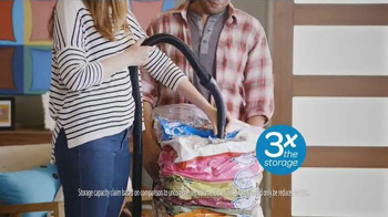 Ziploc Space Bag TV Spot, 'I Really Like Pillows' - Thumbnail 8