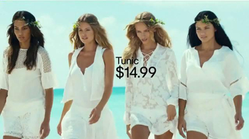 H&M TV Spot, 'Summer Starts Now!' Featuring Doutzen Kroes, Adriana Lima - Thumbnail 9