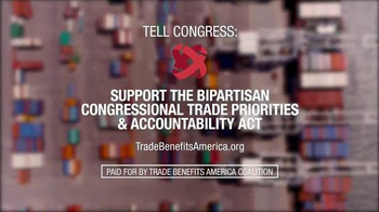 Trade Benefits America TV Spot, 'One Thing' - Thumbnail 9