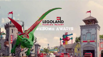 LEGOLAND Florida Resort TV Spot, 'City of Adventure' - Thumbnail 9