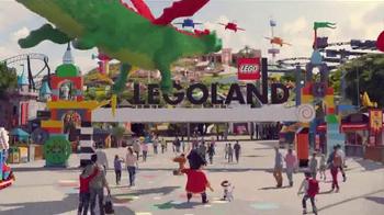 LEGOLAND Florida Resort TV Spot, 'City of Adventure' - Thumbnail 8