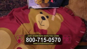 Shriners Hospitals For Children TV Spot, 'Because of You' - Thumbnail 7