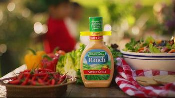 Hidden Valley Sweet Chili Ranch TV Spot, 'The Spicier Side' - 83 commercial airings