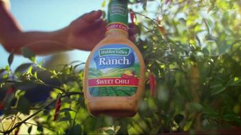 Hidden Valley Sweet Chili Ranch TV Spot, 'The Spicier Side' - Thumbnail 1