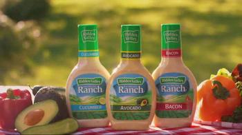 Hidden Valley Sweet Chili Ranch TV Spot, 'The Spicier Side' - Thumbnail 7