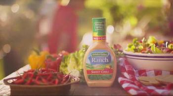 Hidden Valley Sweet Chili Ranch TV Spot, 'The Spicier Side' - Thumbnail 5