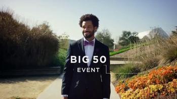 Men's Wearhouse Big 50 TV Spot, 'BOGO' - Thumbnail 2
