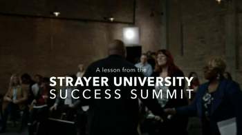 Strayer University TV Spot, 'Big Idea' Featuring Steve Harvey - Thumbnail 2