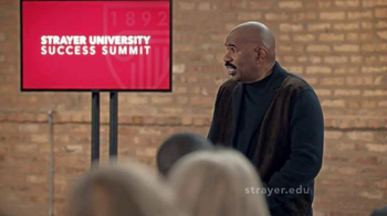 Strayer University TV Spot, 'Big Idea' Featuring Steve Harvey - Thumbnail 3