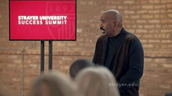 Strayer University TV Spot, 'Big Idea' Featuring Steve Harvey