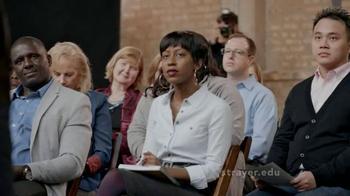 Strayer University TV Spot, 'Big Idea' Featuring Steve Harvey - Thumbnail 4